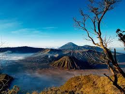keindahan gunung bromo